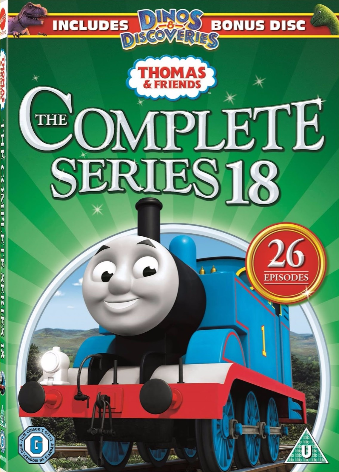 The Complete Series 18