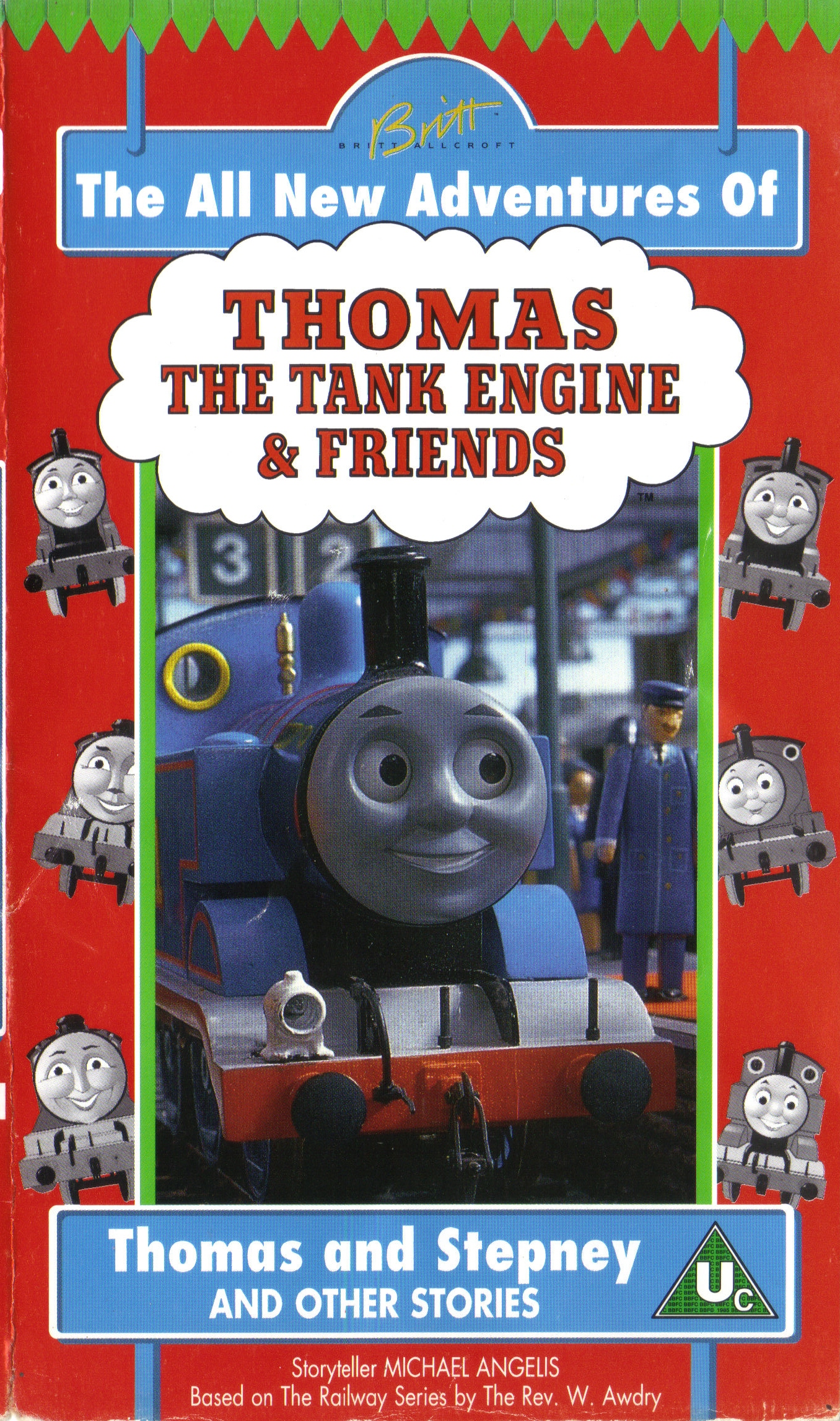 Thomas & Stepney and other Stories