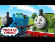 What Do Animals Eat? - Learn with Thomas and Percy - Kids Song Compilation - @Thomas & Friends