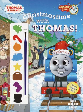 Christmastime with Thomas!