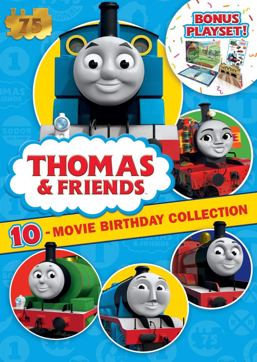 10-Movie Birthday Collection