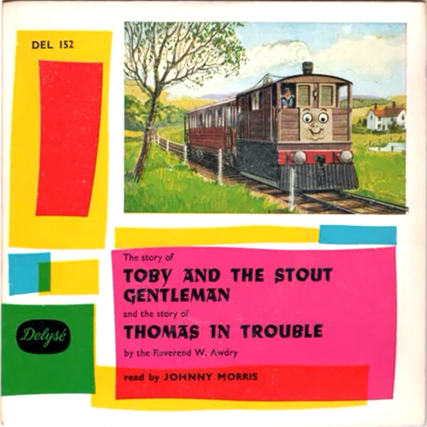 Toby and the Stout Gentleman and Thomas in Trouble (Record)