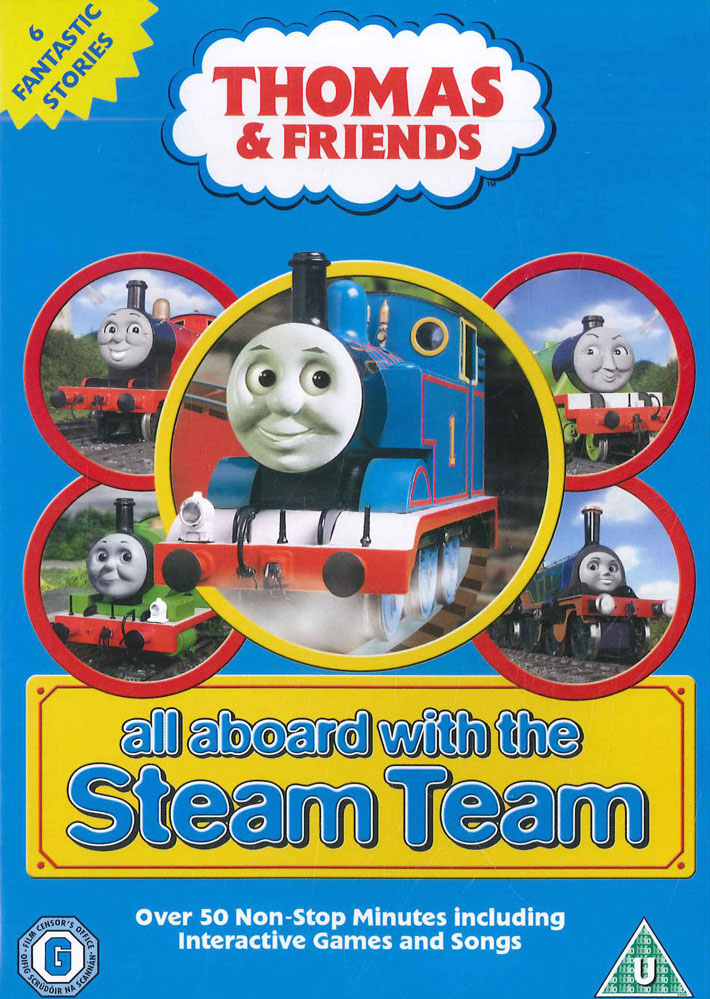 All Aboard with the Steam Team