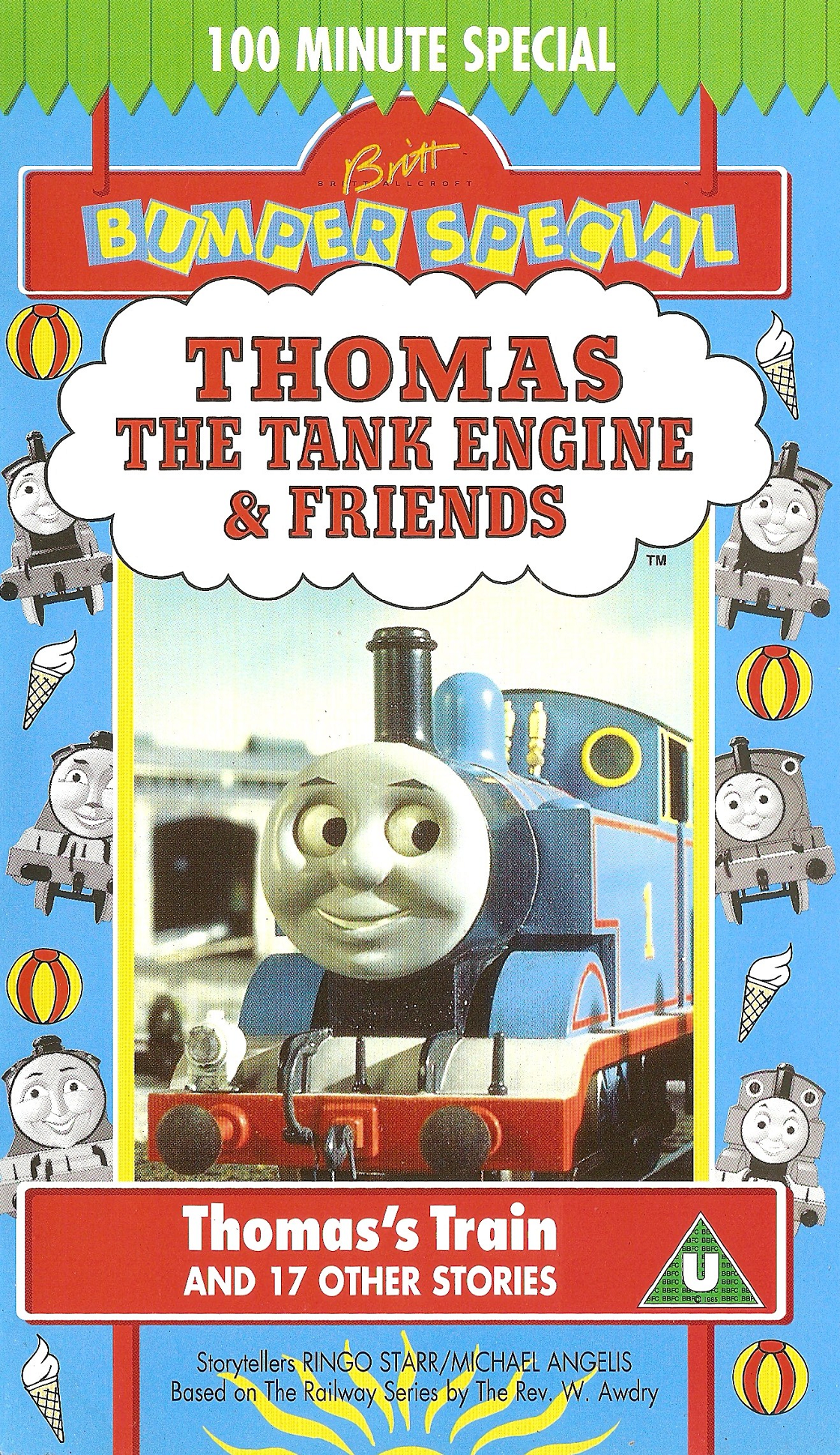 Thomas' Train and 17 other stories