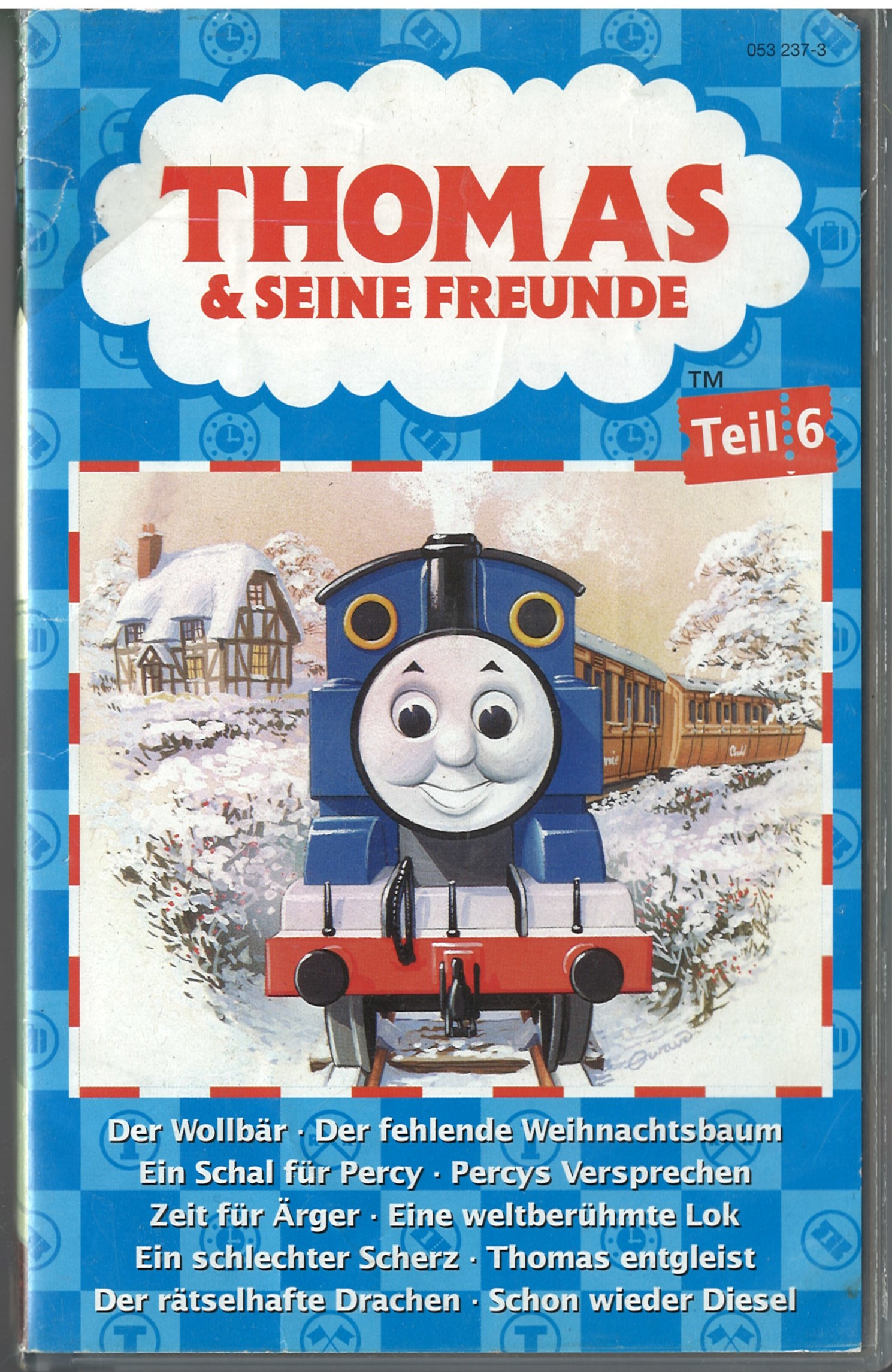Thomas and His Friends Vol. 6