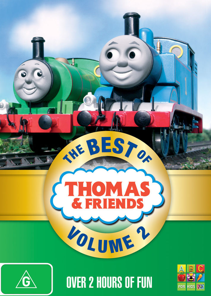 The Best of Thomas and Friends - Volume 2