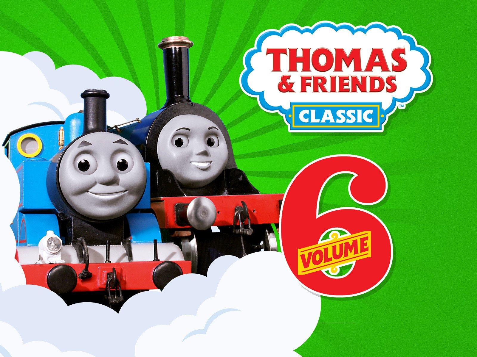 Thomas & Friends Classic Volume 6