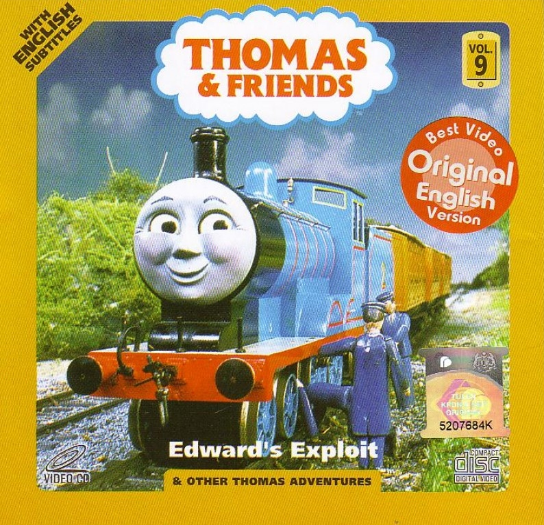 Edward's Exploit and Other Thomas Adventures