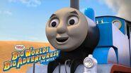 Big World! Big Adventures! - UK Trailer