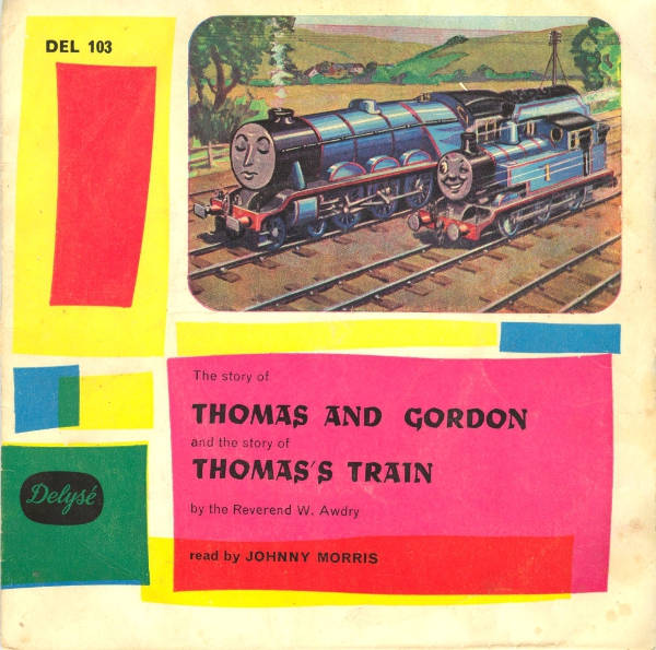 Thomas and Gordon and Thomas' Train