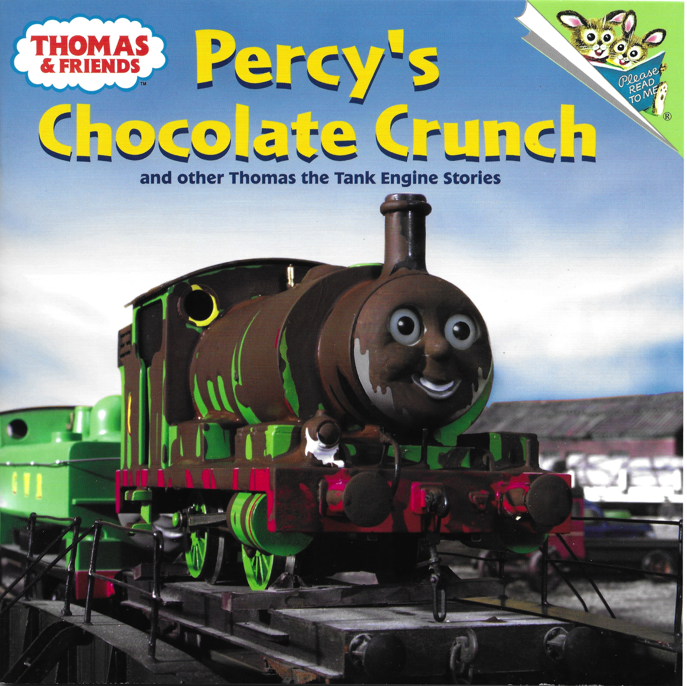 Percy's Chocolate Crunch and other Thomas the Tank Engine Stories