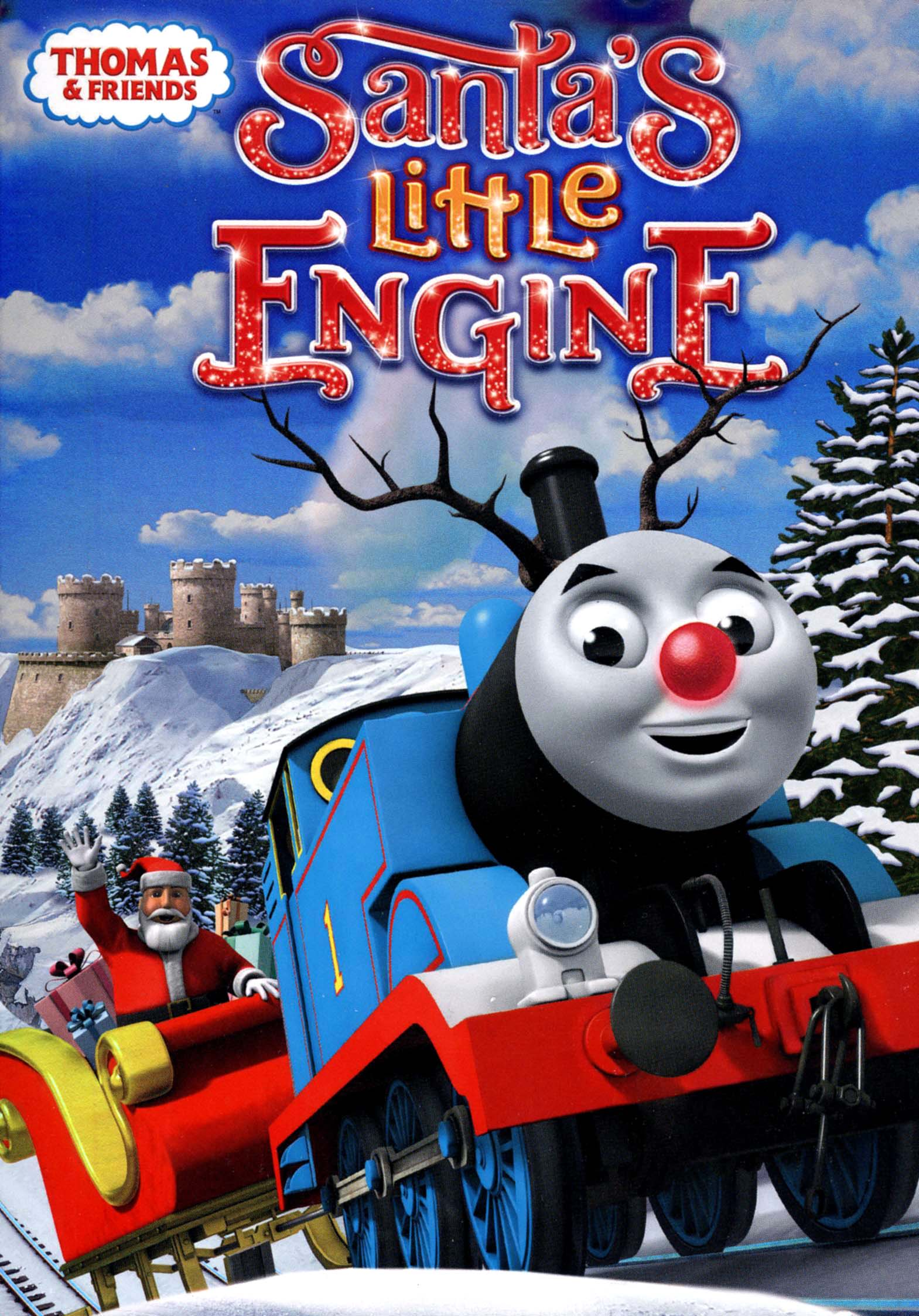 Santa's Little Engine (DVD)