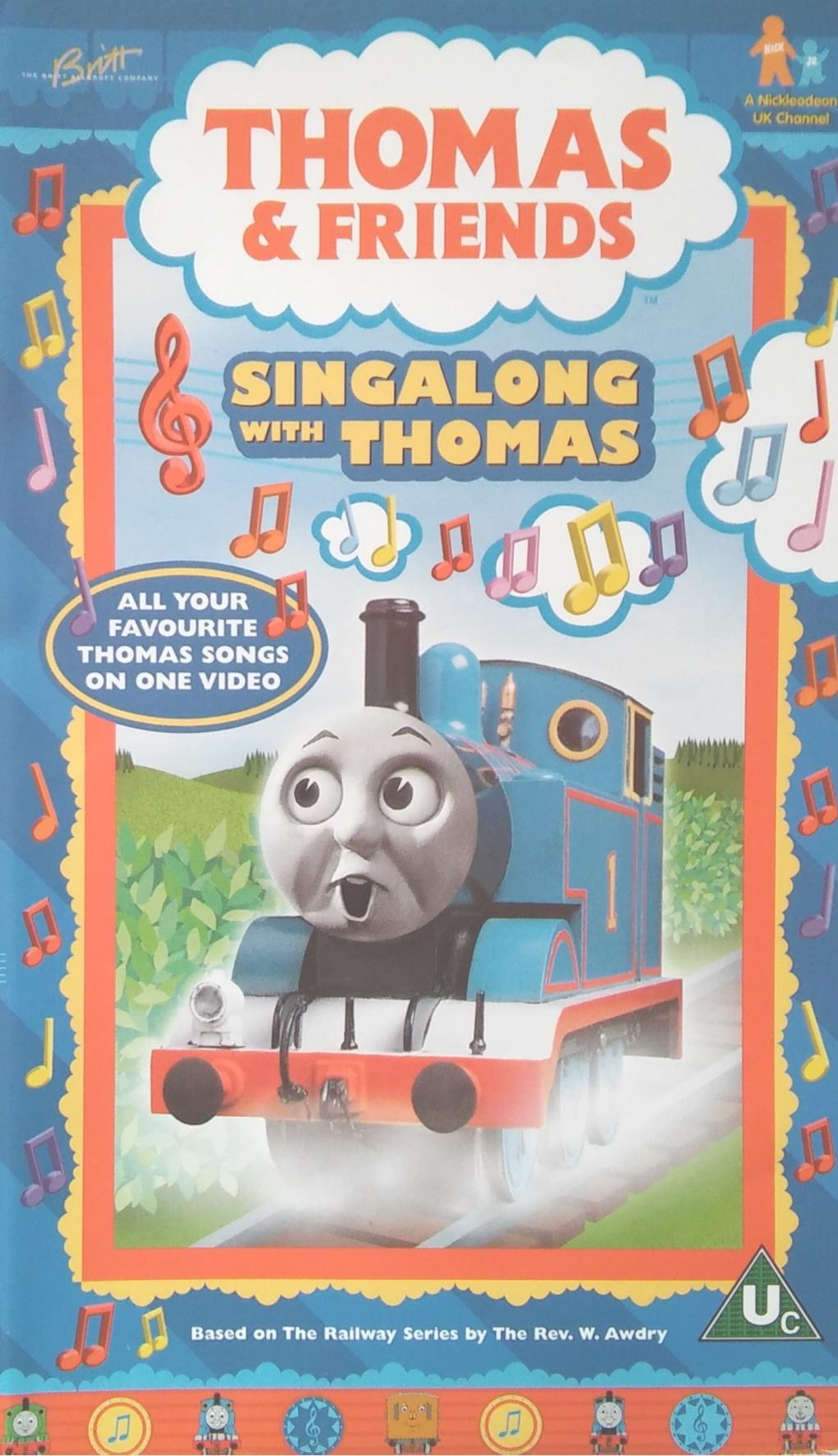 Singalong with Thomas