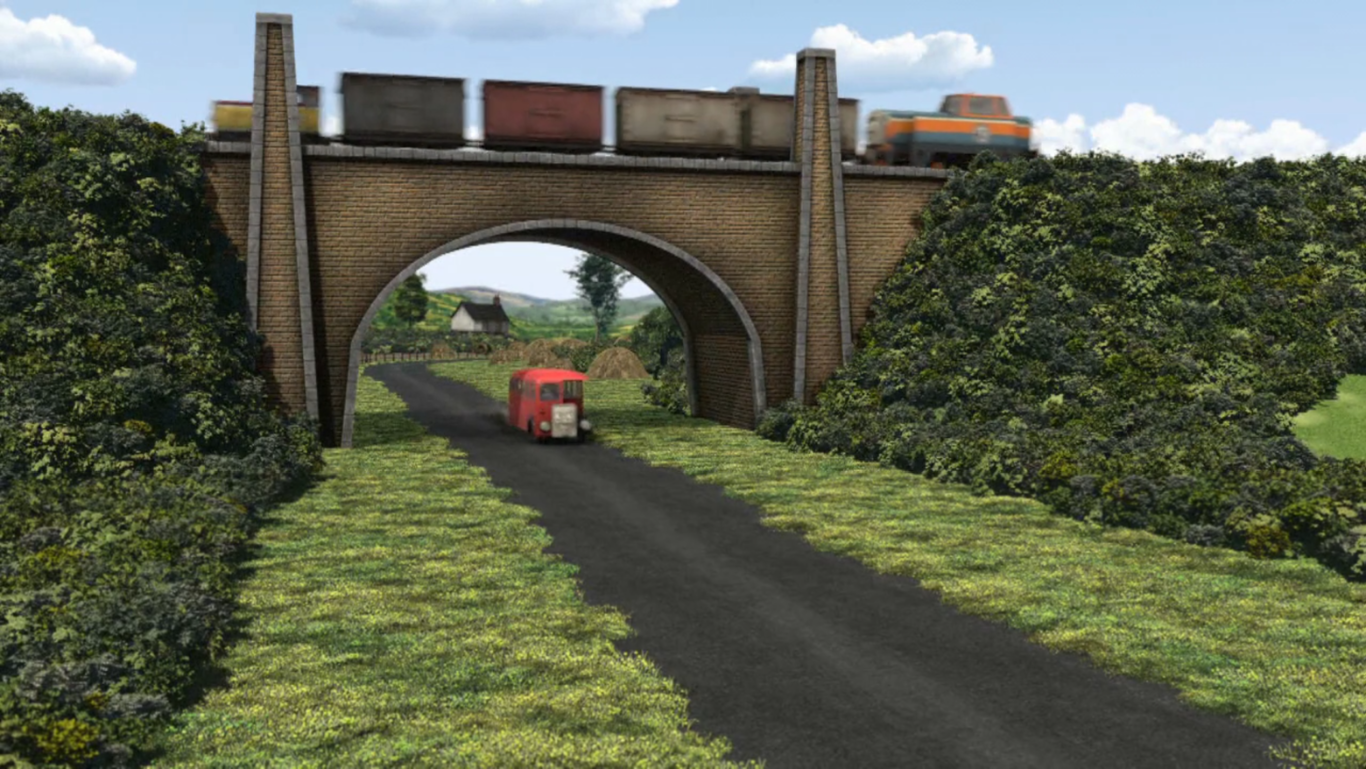The Hay Field Bridge