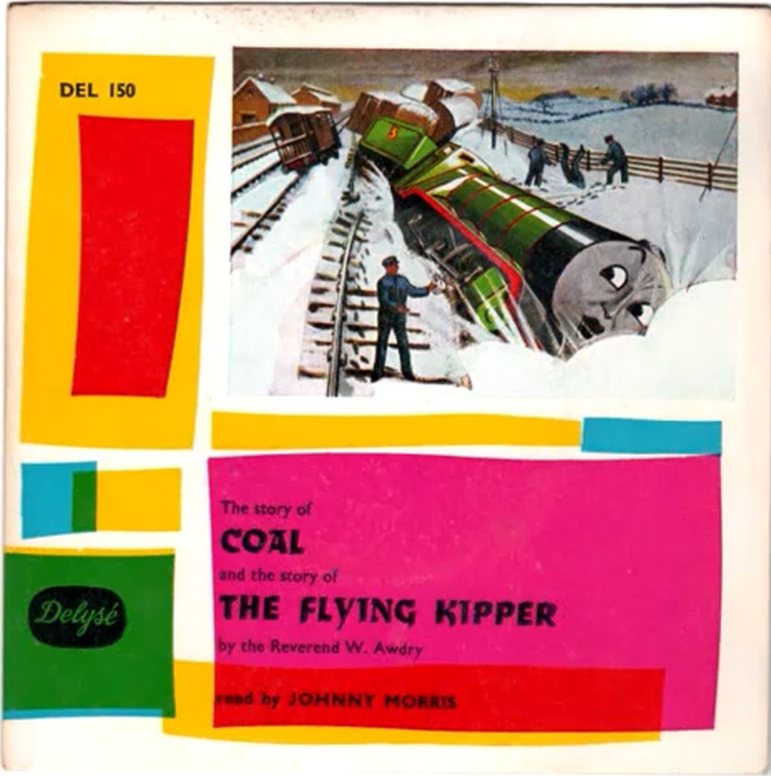 Coal and The Flying Kipper