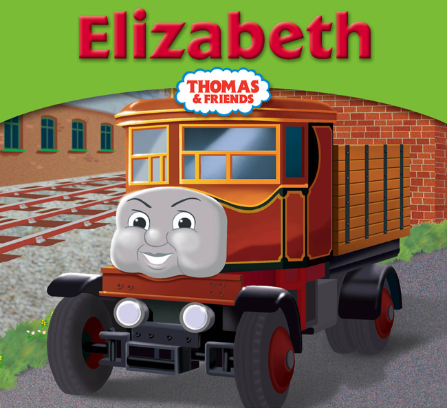 Elizabeth (Story Library book)