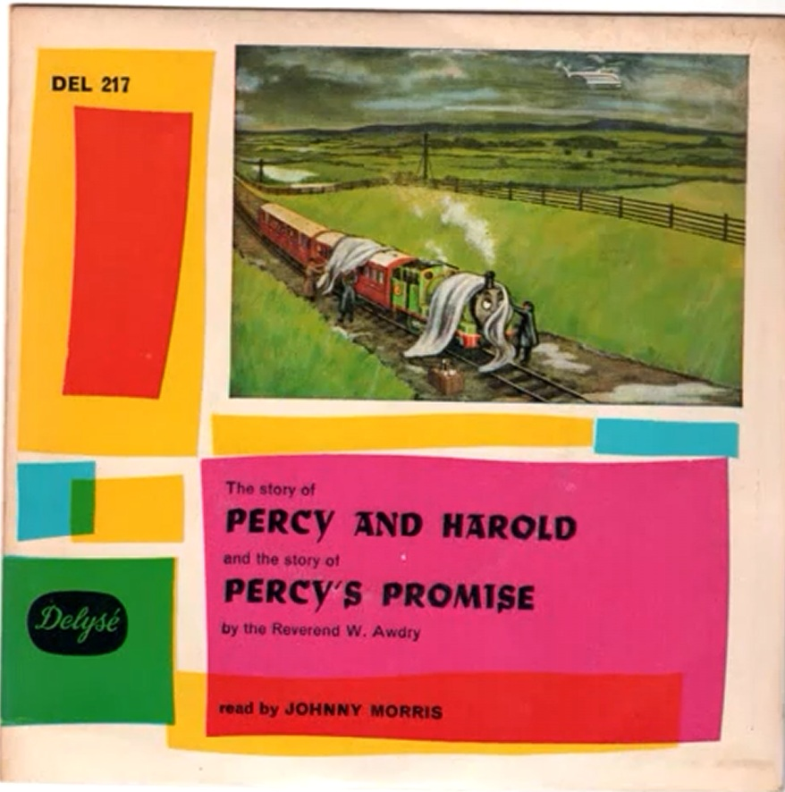 Percy and Harold and Percy's Promise