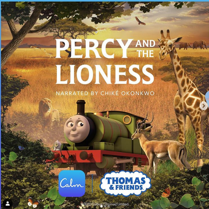 Percy and the Lioness