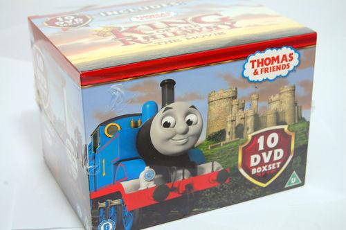 10 DVD Boxset