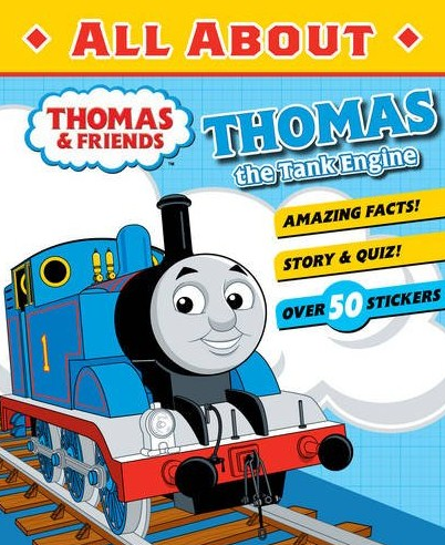 All About Thomas the Tank Engine
