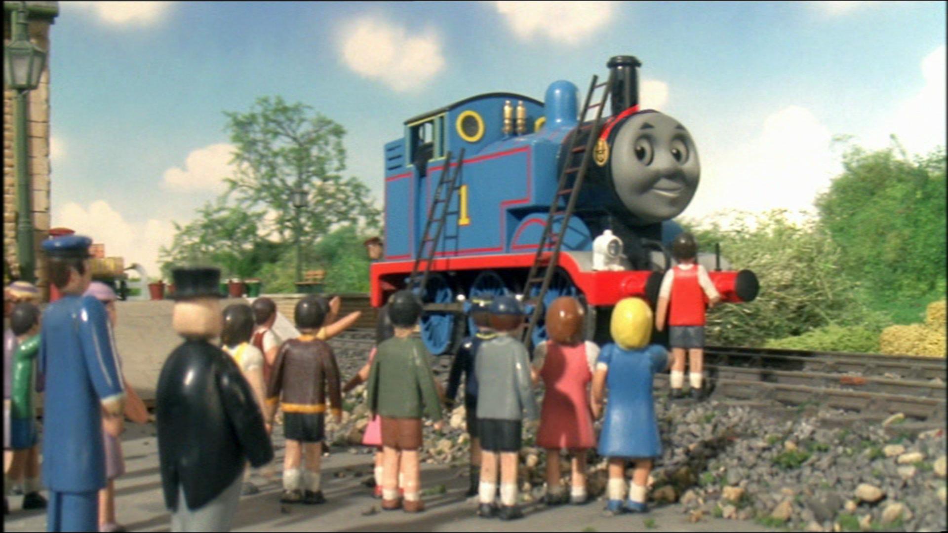 Three Cheers for Thomas