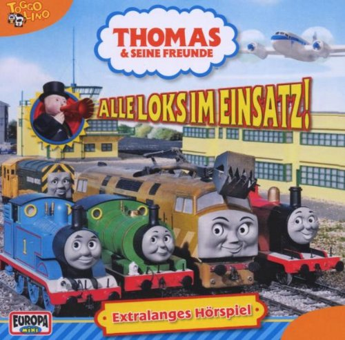 Calling All Engines! (German Audiobook)