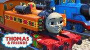 Thomas & Friends Meet Nia of Kenya! 🇰🇪 Thomas & Friends New Series Videos for Kids