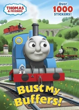 Bust My Buffers! (book)