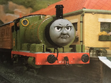 Percy Gets Wet!