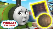 Thomas & Percy Learn About Shapes!