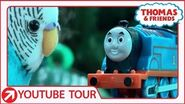 Thomas Goes For Gold