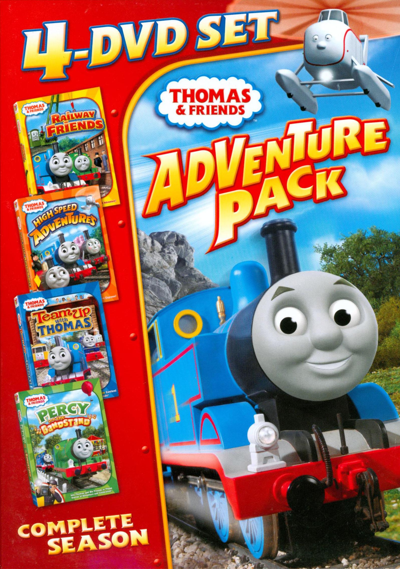 Adventure Pack (US DVD)