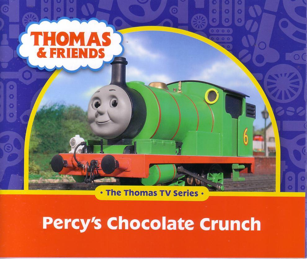 Percy's Chocolate Crunch (book)