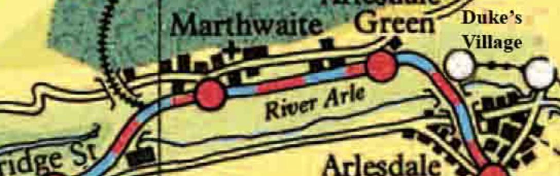 River Arle