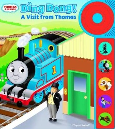Ding Dong! A Visit from Thomas