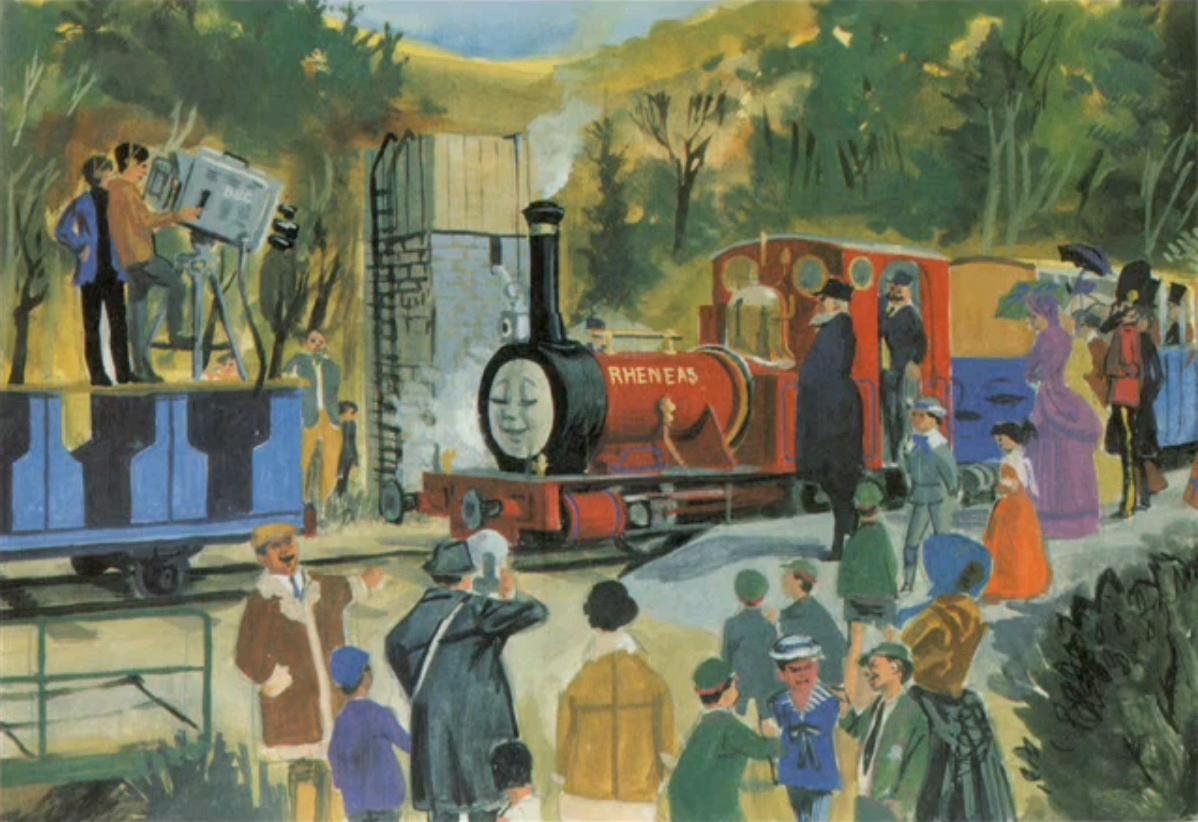 Rheneas (station)