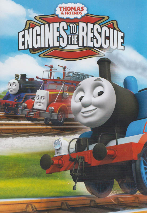Engines to the Rescue (US DVD)