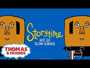 Thomas & Friends™ - Not So Slow Coaches Storytime - NEW - Story Time - Podcast for Kids