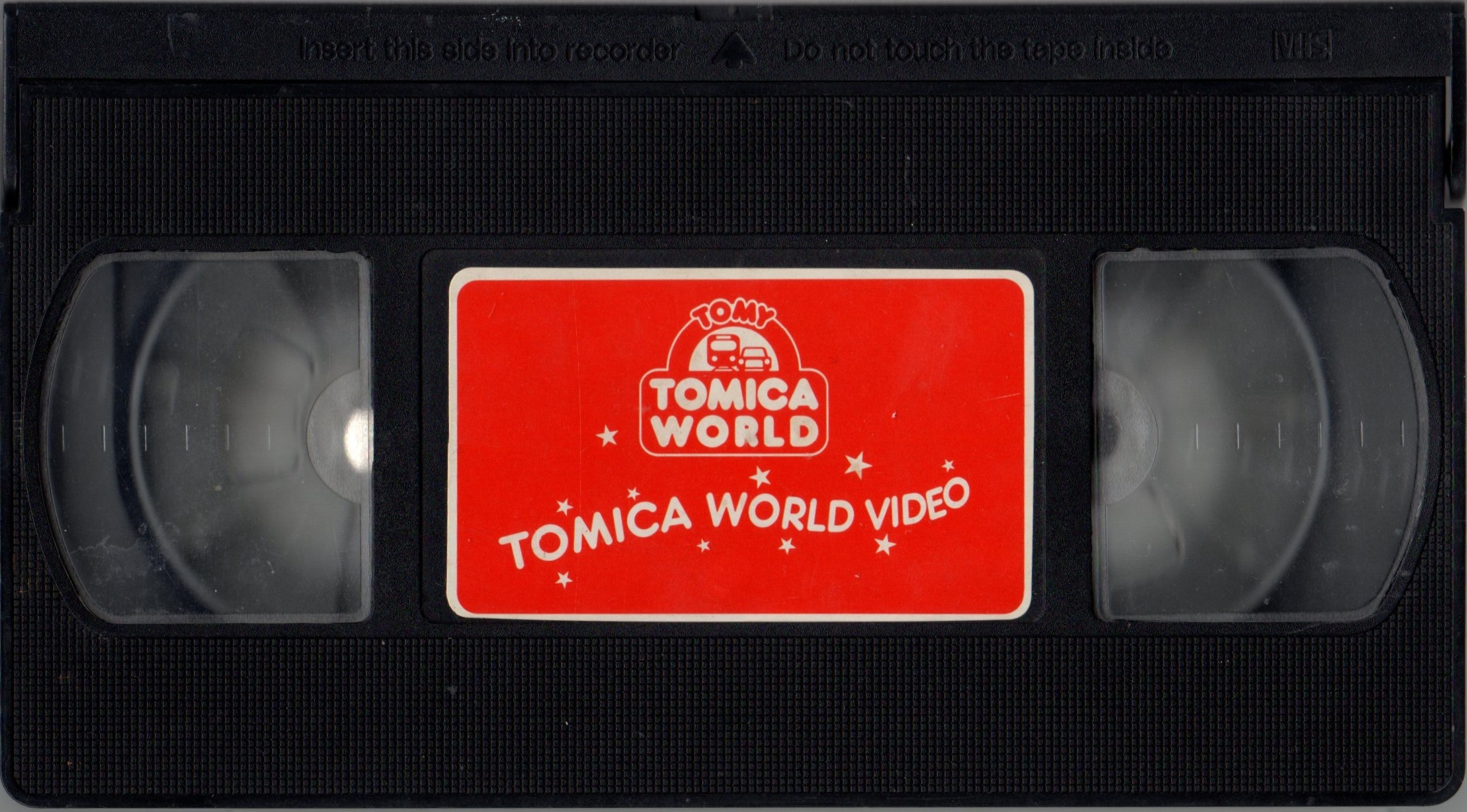 The Tomica World Show (VHS)