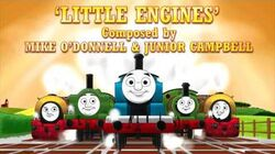 Little Engines - Mike O'Donnell