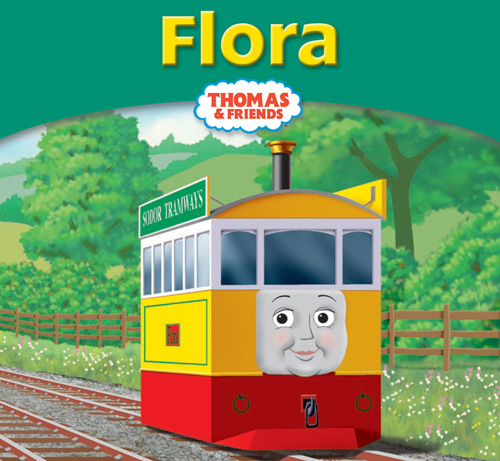 Flora (Story Library Book)