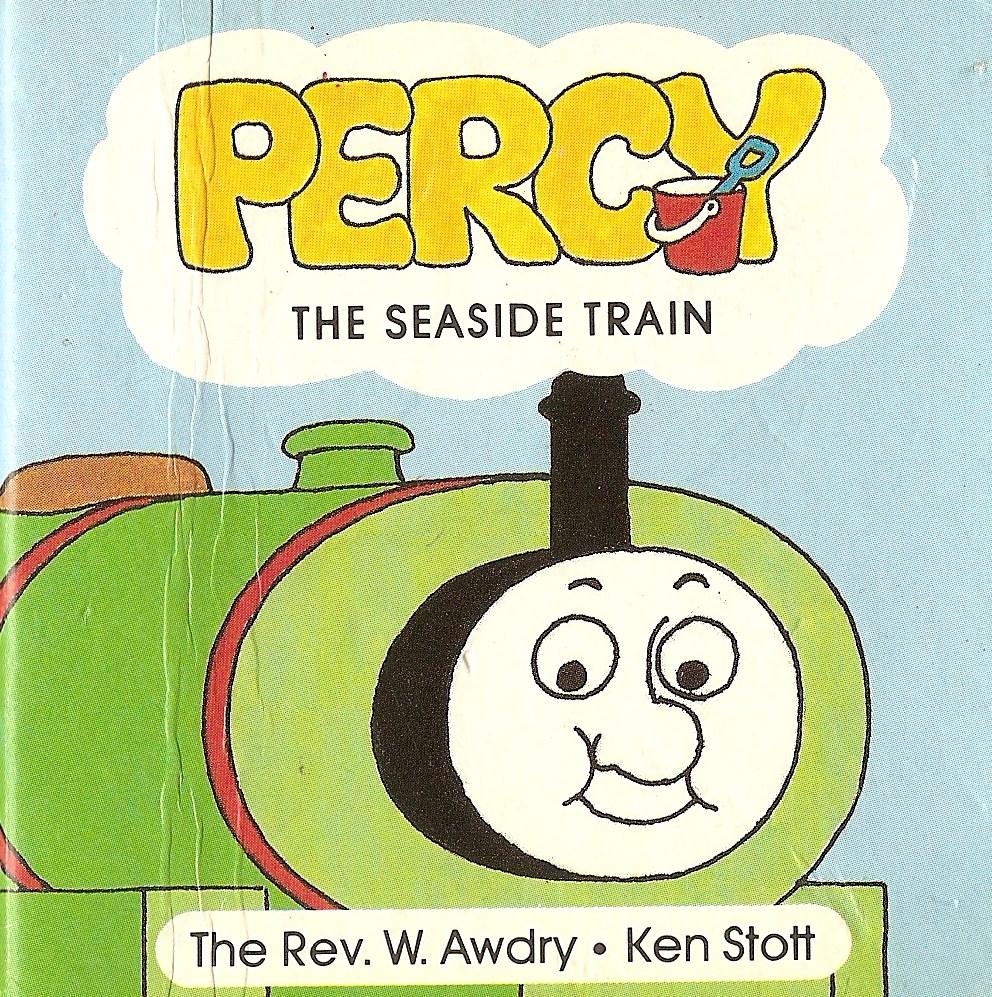 Percy the Seaside Train