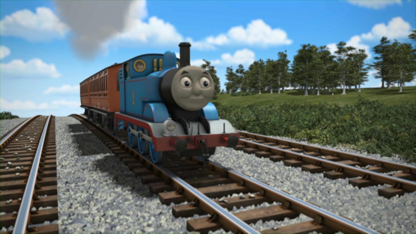 Hey, Hey Thomas!