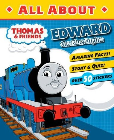 All About Edward the Blue Engine