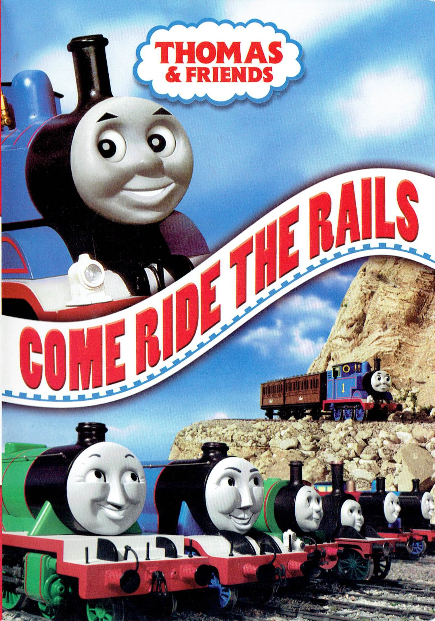 Come Ride the Rails