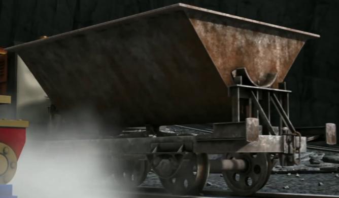 V-Tipper Wagons
