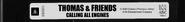 Thomas&FriendsCallingAllEnginesAUSVHSTape