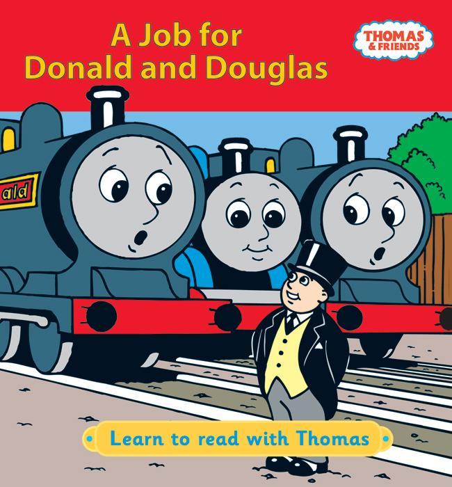 A Job for Donald and Douglas