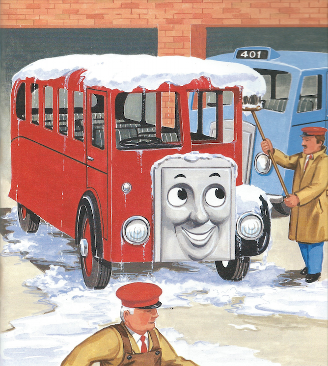 Wellsworth Bus Yard
