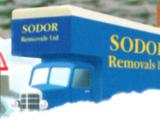 Sodor Removals Van
